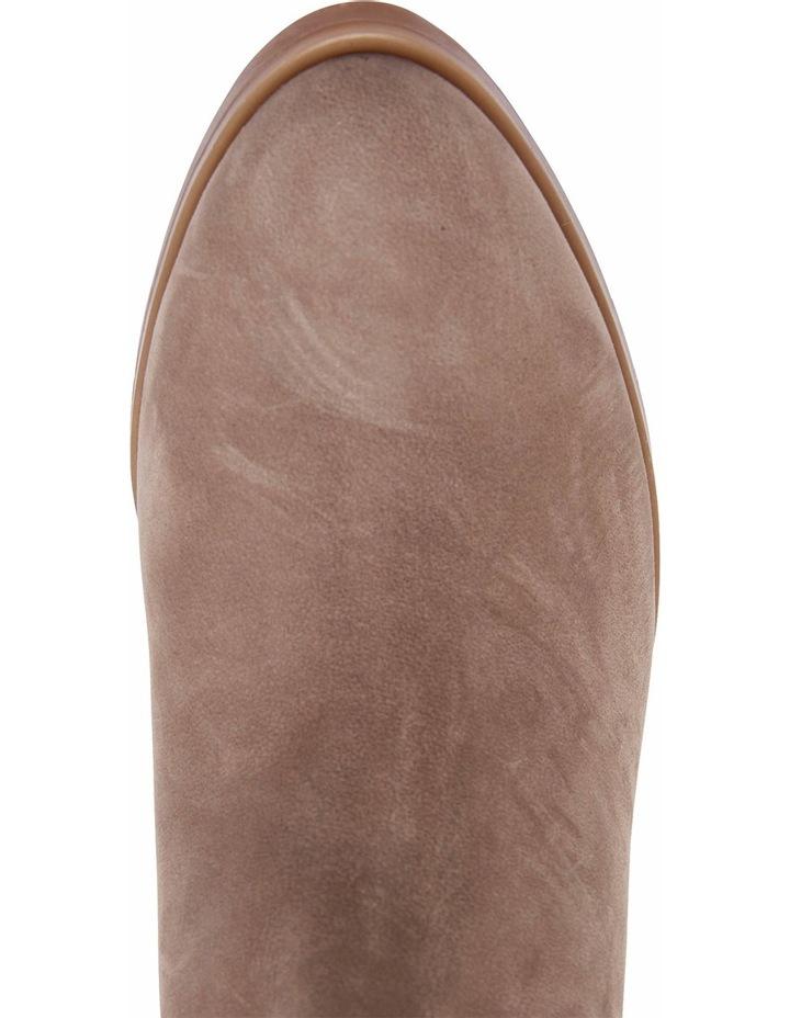 Dallas Grey Nubuck Boot image 4