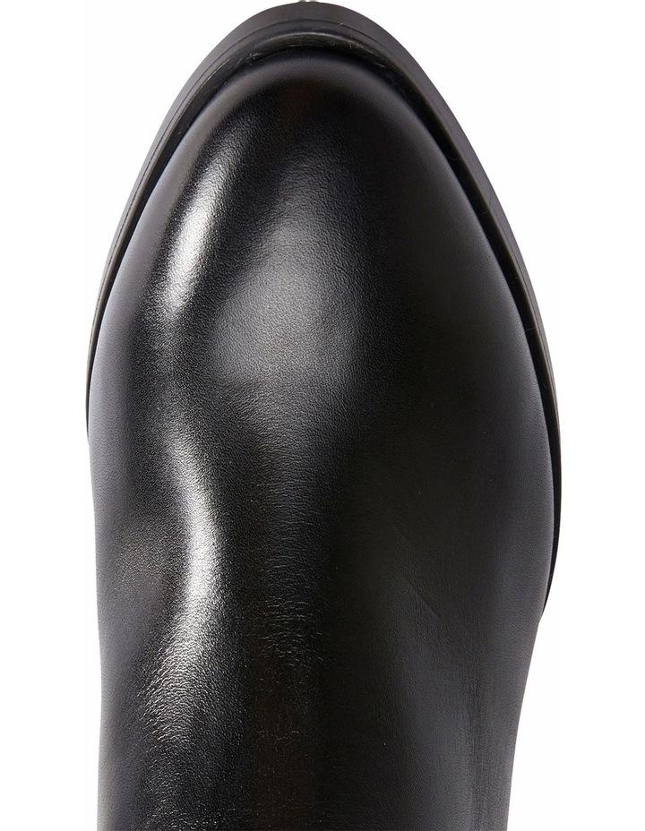 Detroit Black Glove Boot image 4