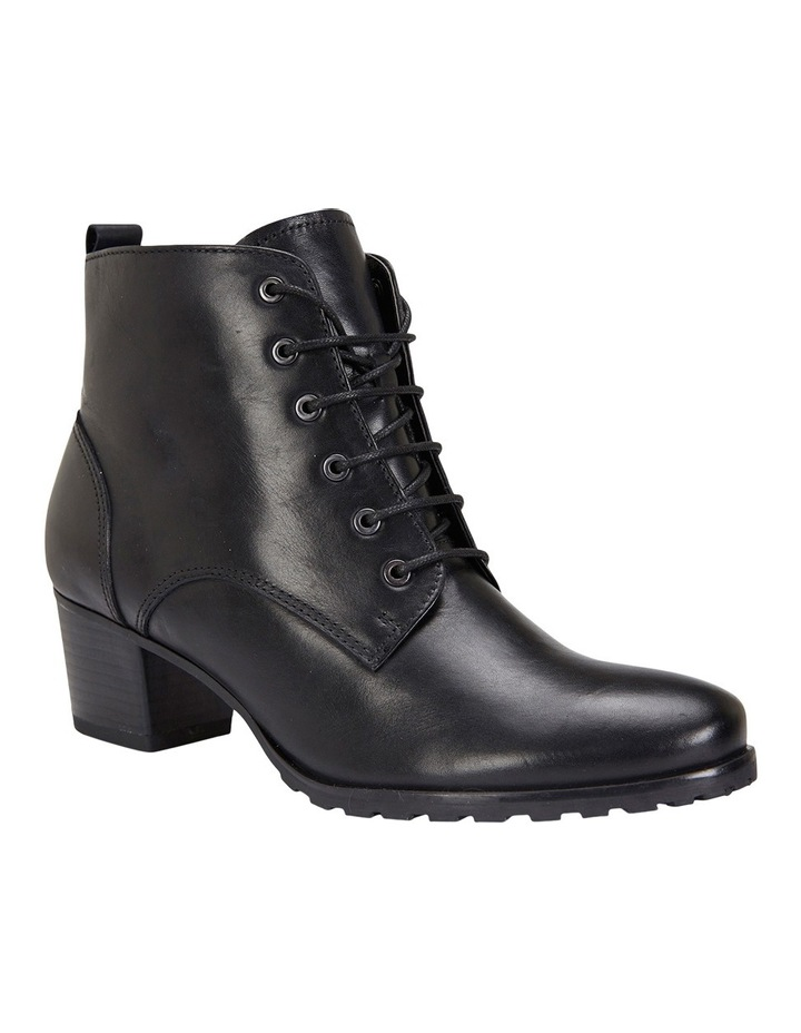 Kakadu Black Glove Boot image 4