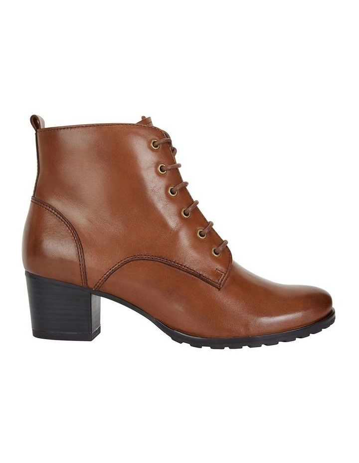 Sandler Kakadu Mid Brown Glove Lace Up Boot image 1