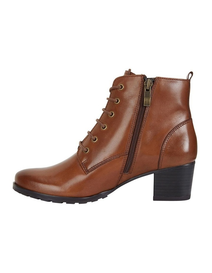 Sandler Kakadu Mid Brown Glove Lace Up Boot image 3