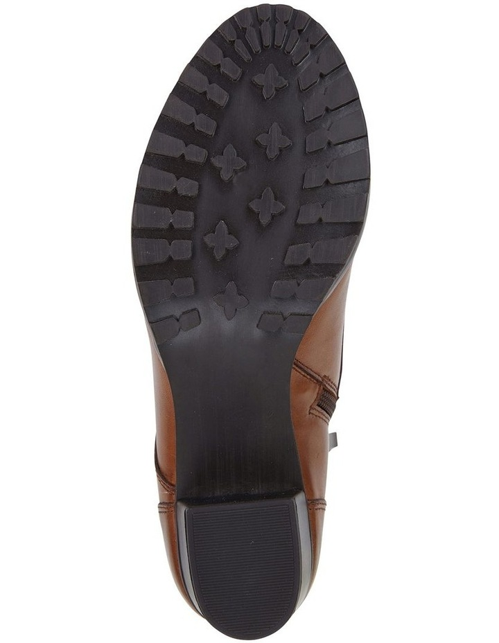 Sandler Kakadu Mid Brown Glove Lace Up Boot image 6