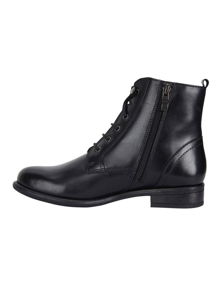Badge Black Glove Boot image 3