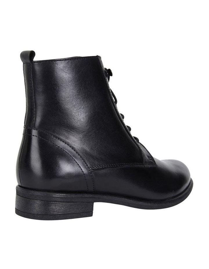 Badge Black Glove Boot image 4
