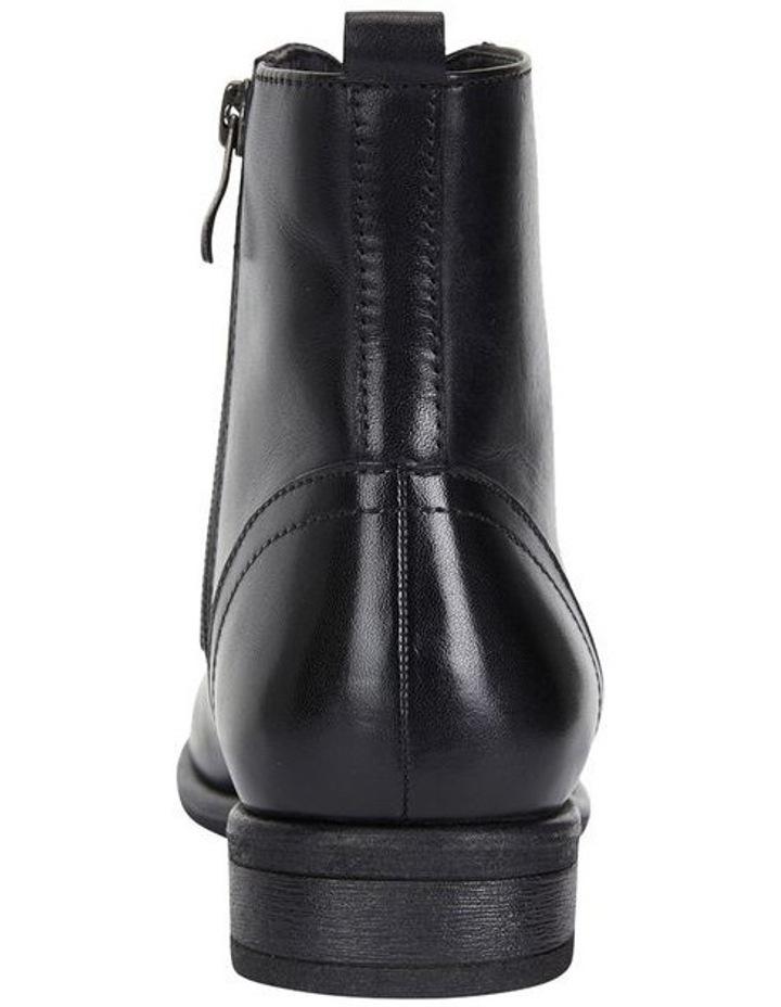 Badge Black Glove Boot image 5