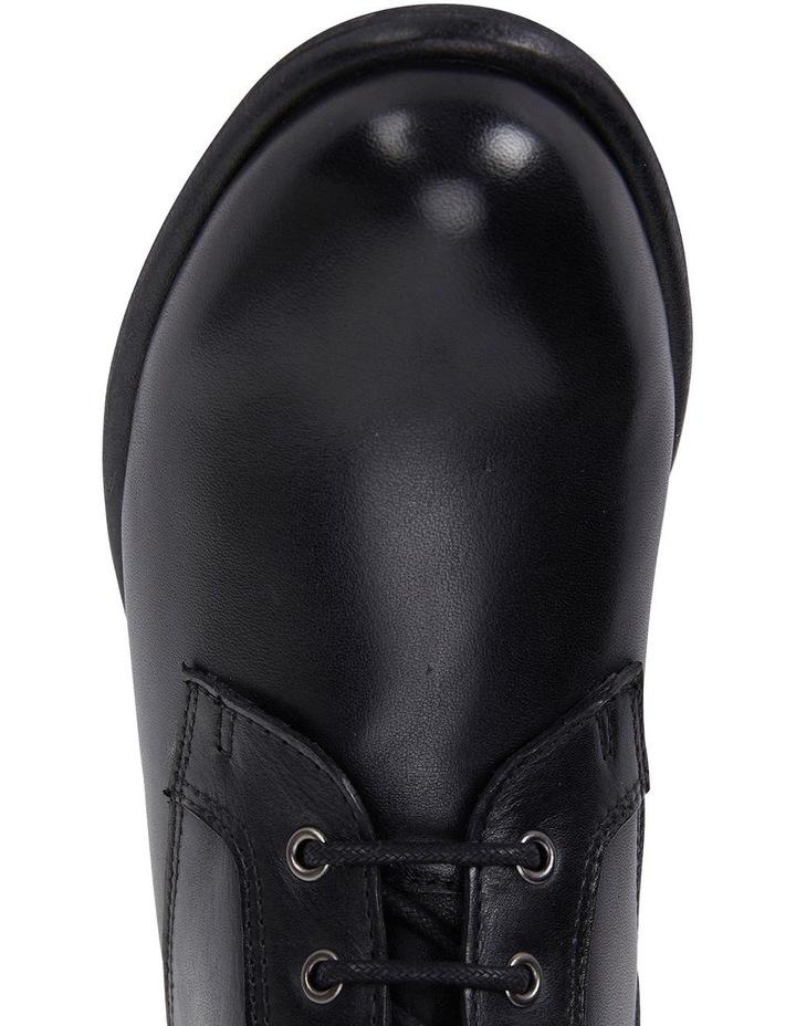 Badge Black Glove Boot image 7