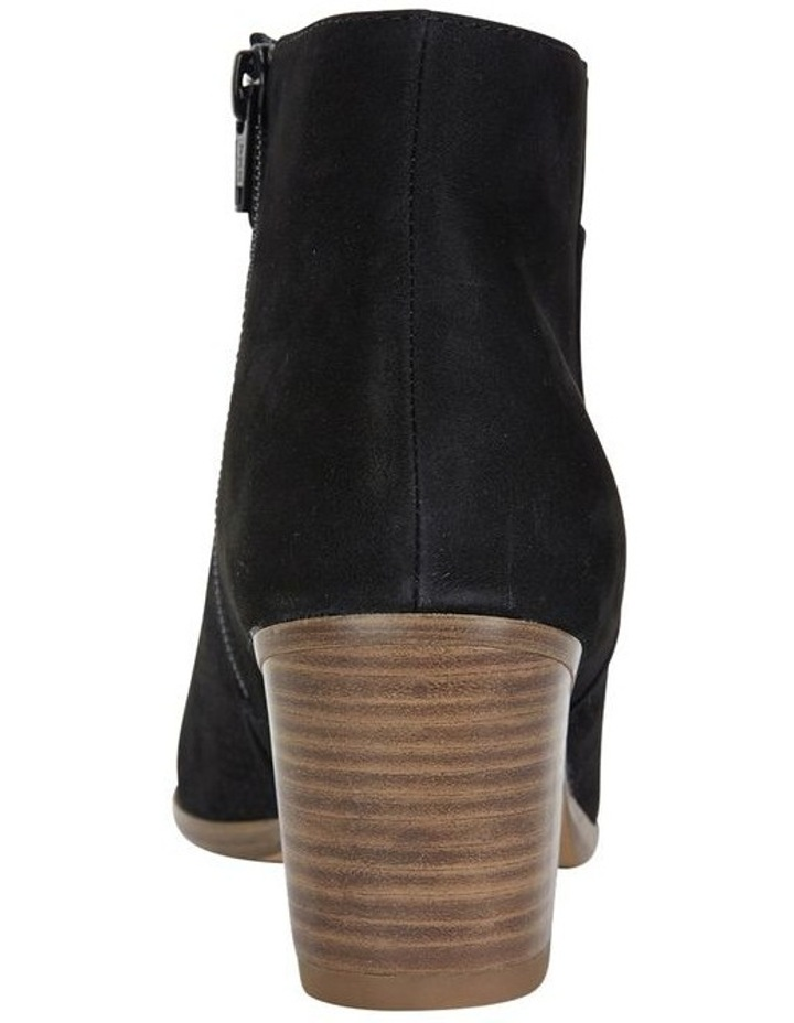 Dover Black Nubuck Boot image 5