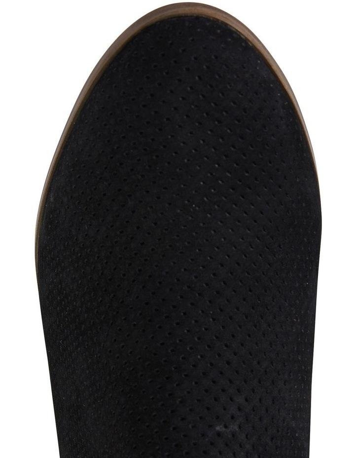 Dover Black Nubuck Boot image 7