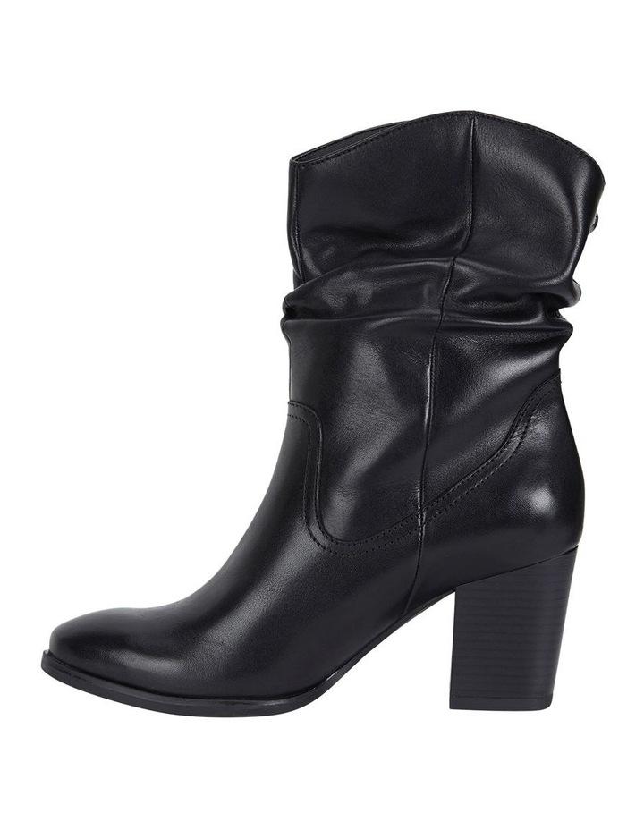 Sandler Ecuador Black Glove Boot image 3