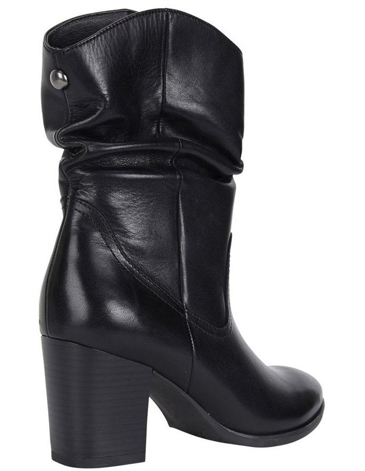 Sandler Ecuador Black Glove Boot image 4