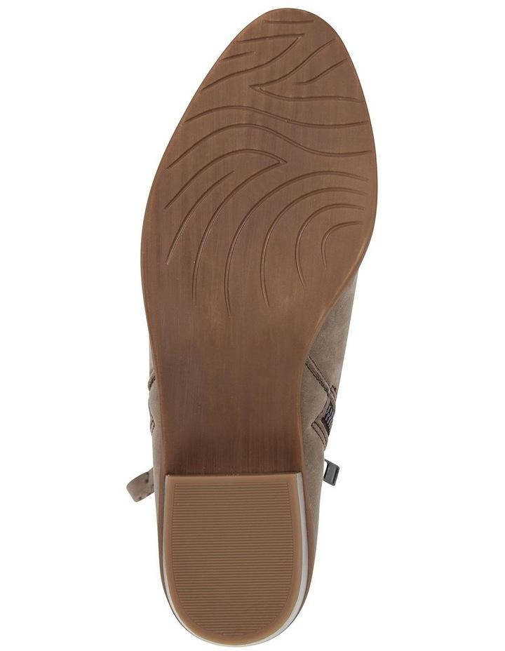 Sandler Mentor Grey Nubuck Boot image 6