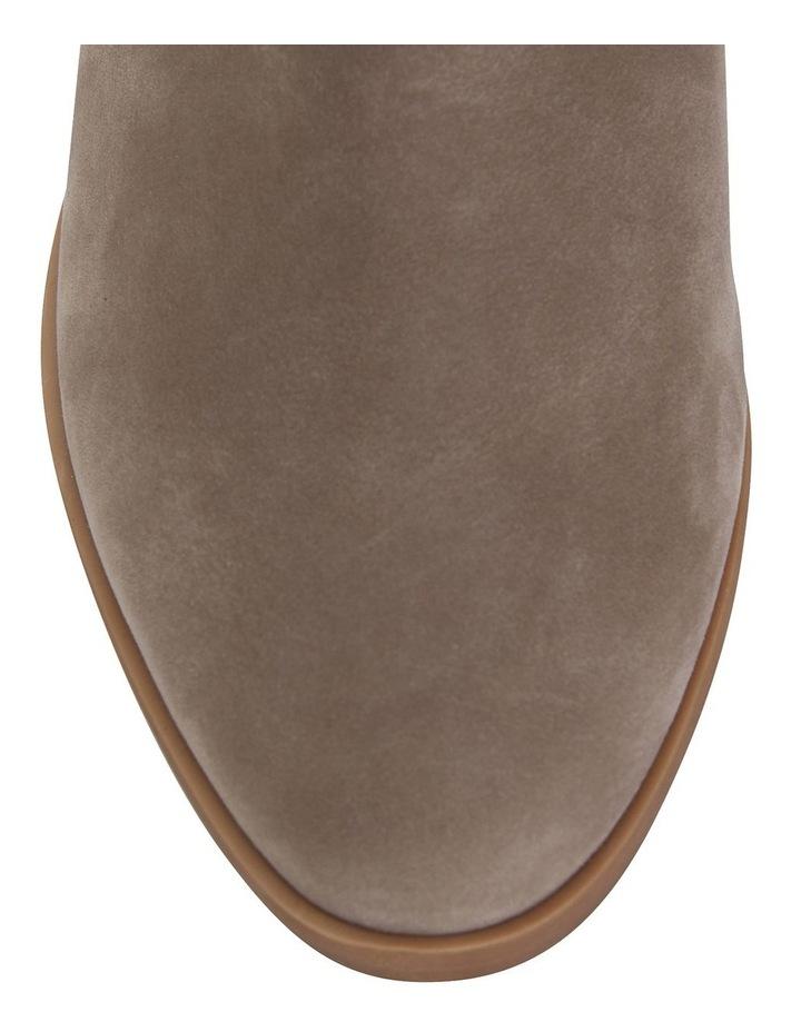 Sandler Mentor Grey Nubuck Boot image 7