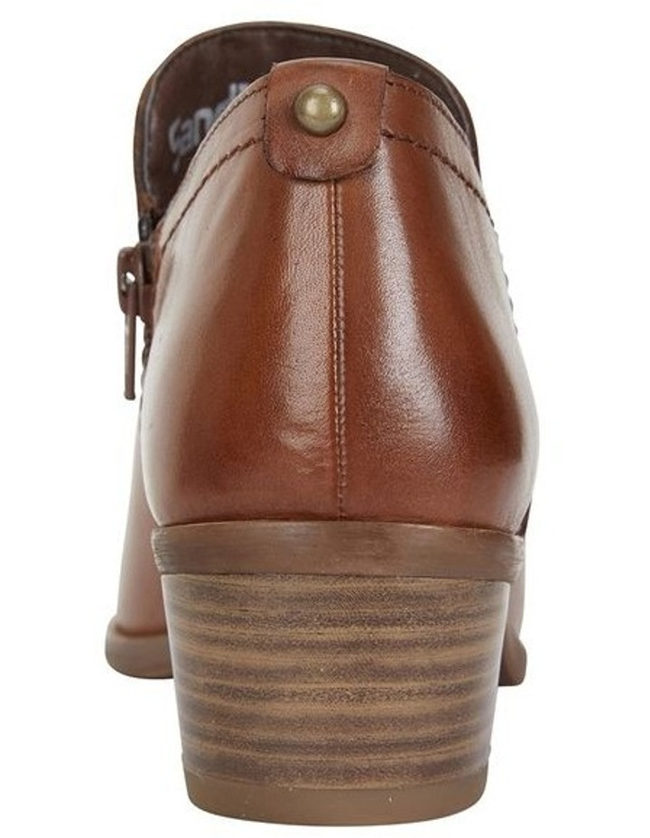 Sandler Miller Mid-Brown Glove Boot image 5