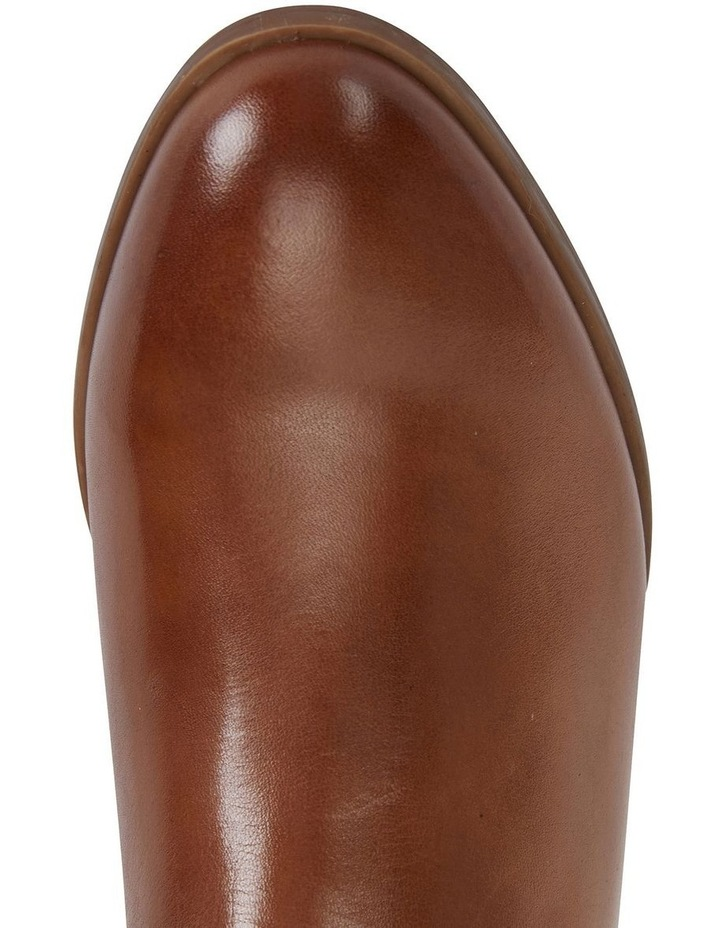 Sandler Miller Mid-Brown Glove Boot image 7