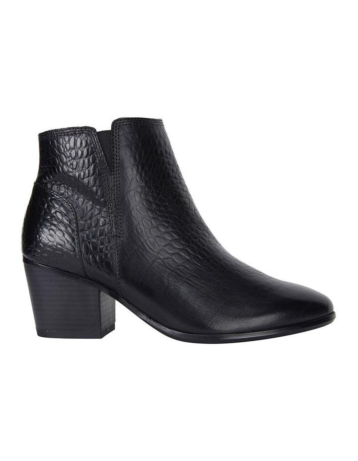 Sandler Oath Black Croc Boot image 1
