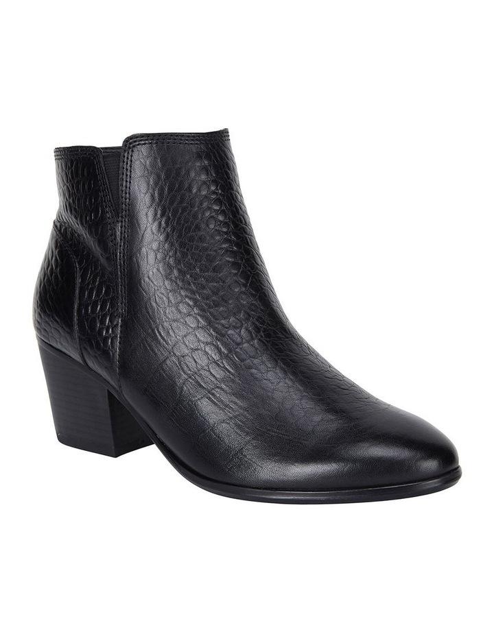 Sandler Oath Black Croc Boot image 2