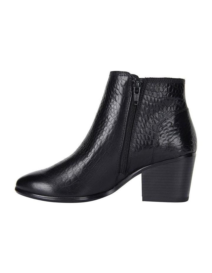 Sandler Oath Black Croc Boot image 3