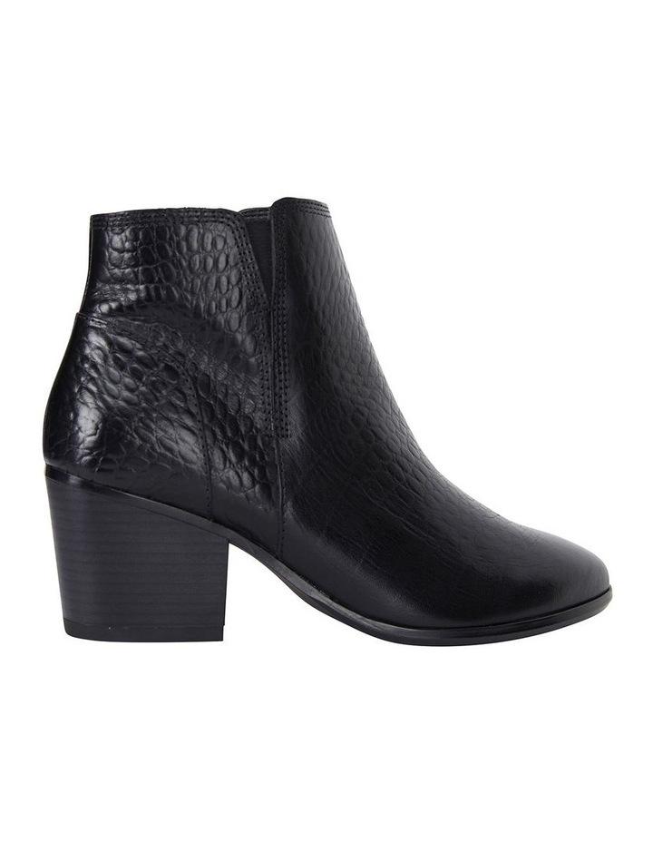 Sandler Oath Black Croc Boot image 4
