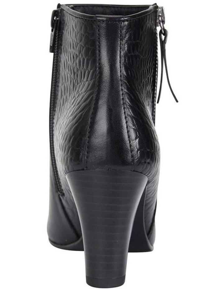 Perth Black Glove Boot image 5