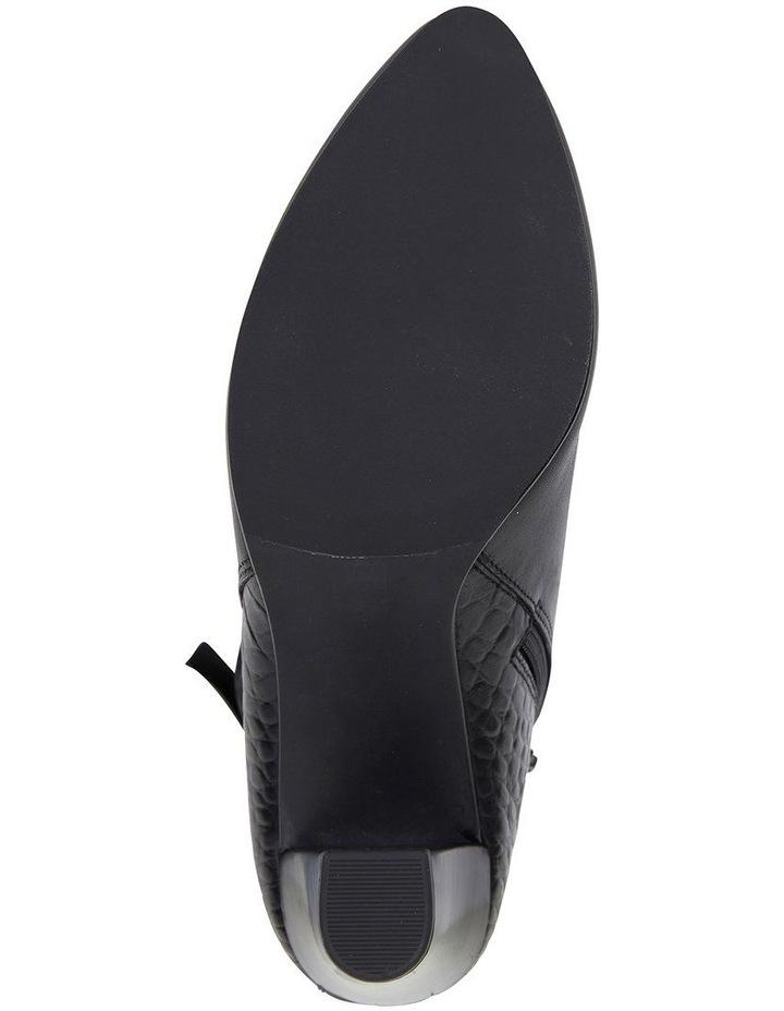 Perth Black Glove Boot image 6