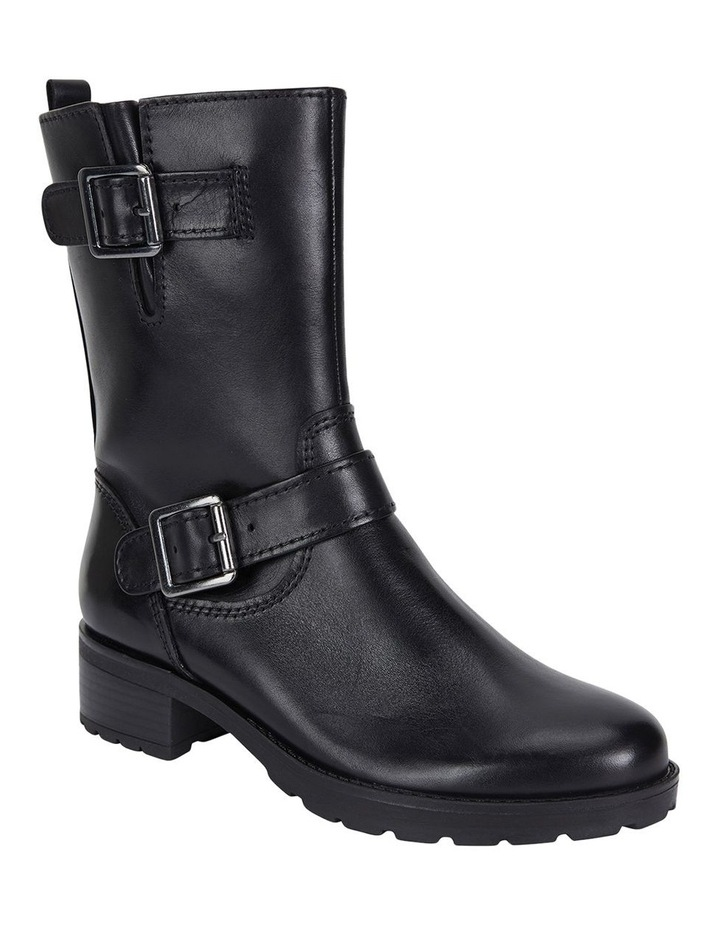 Sandler Instanbul Black Glove Boot image 2