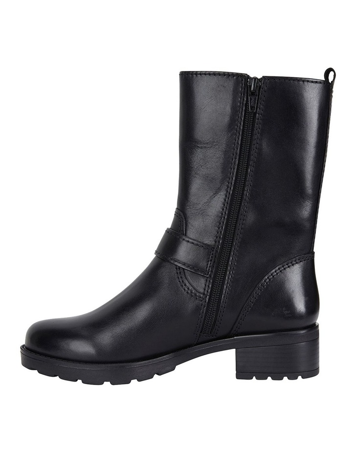 Sandler Instanbul Black Glove Boot image 3