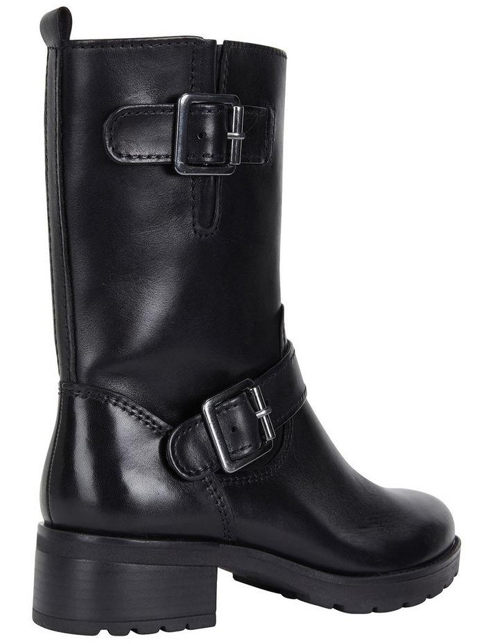 Sandler Instanbul Black Glove Boot image 4