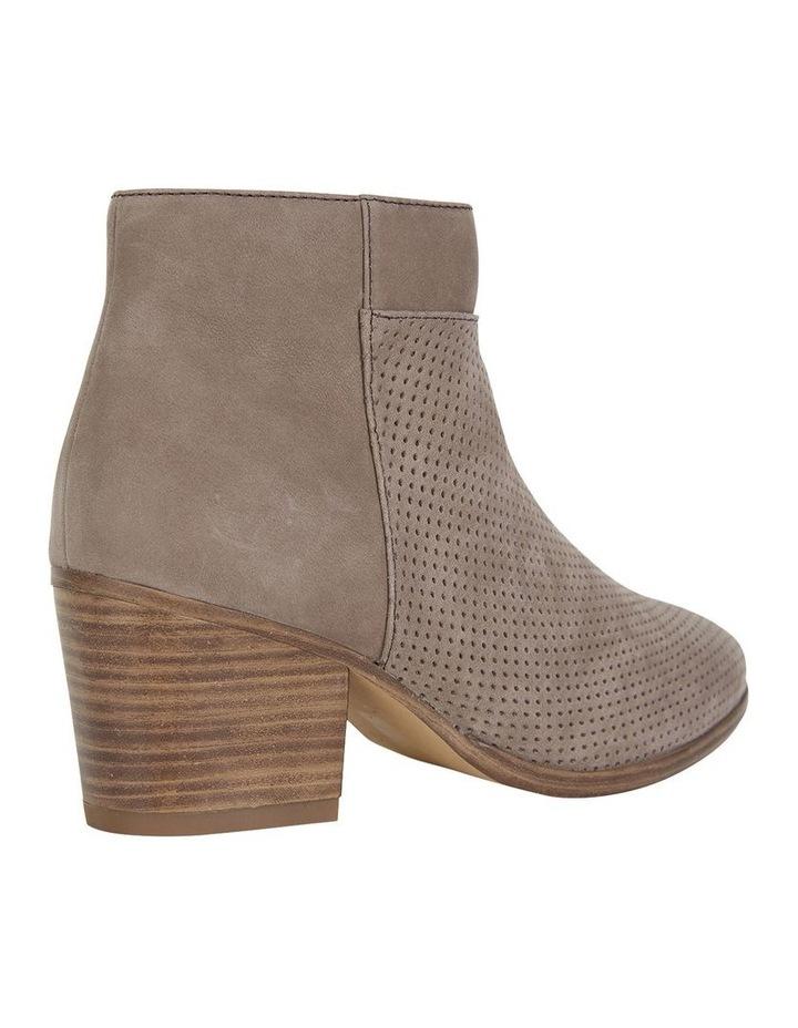 Sandler Dover Grey Nubuck Boot image 4