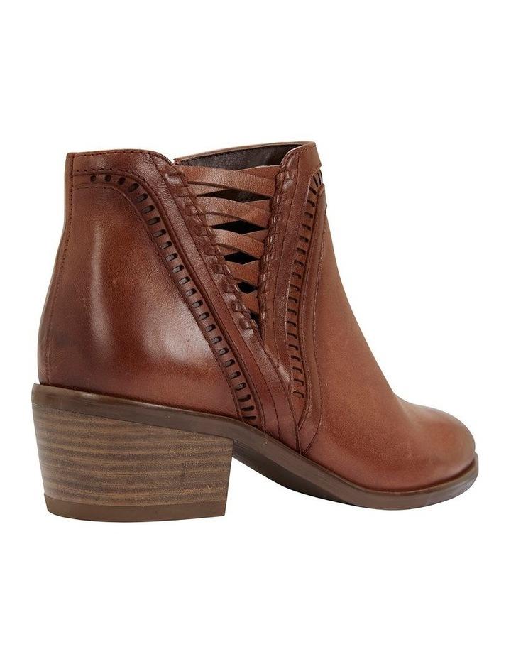 Montreal  Tan Glove Boot image 4