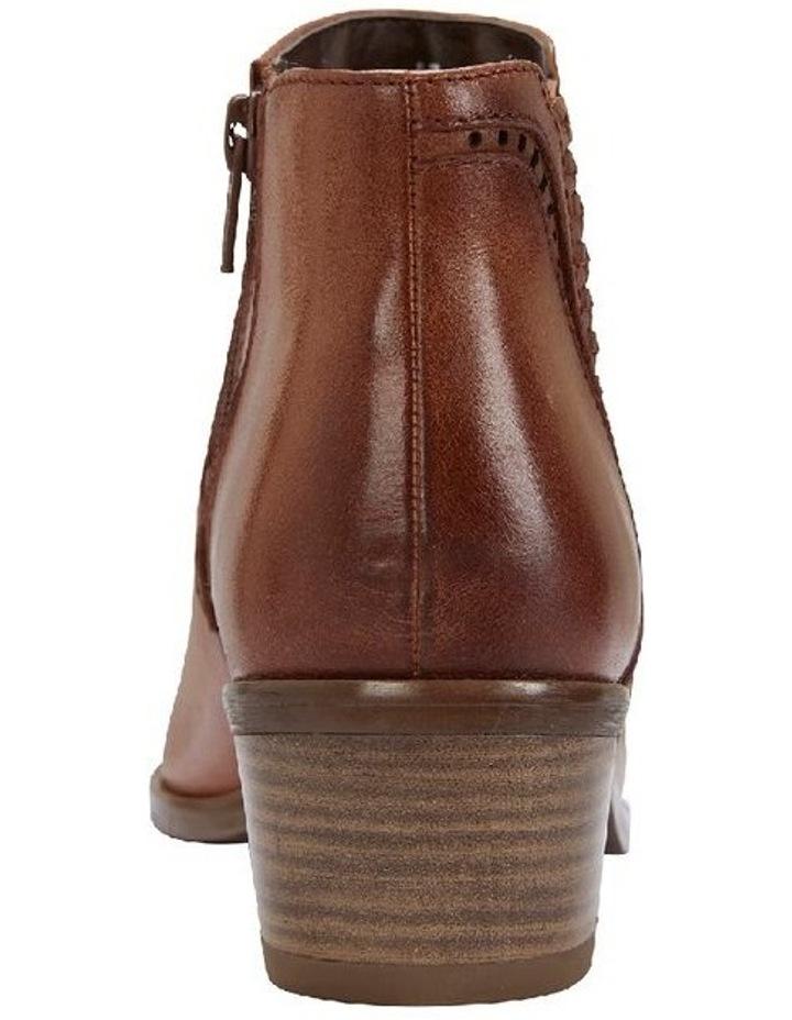 Montreal  Tan Glove Boot image 5