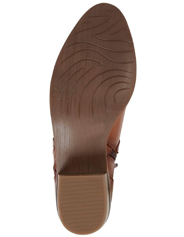 Montreal  Tan Glove Boot image 6