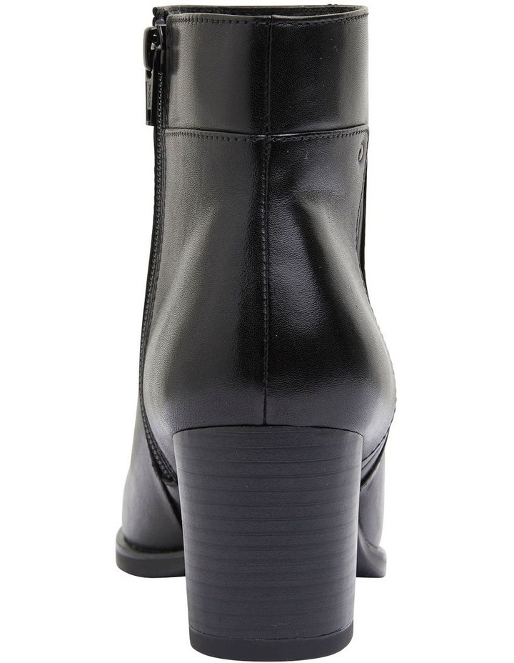 Newton Black Glove Boot image 5