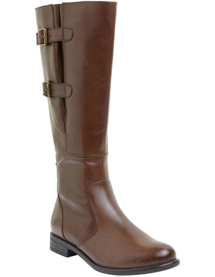 Bachelor Brown Glove Boot image 2