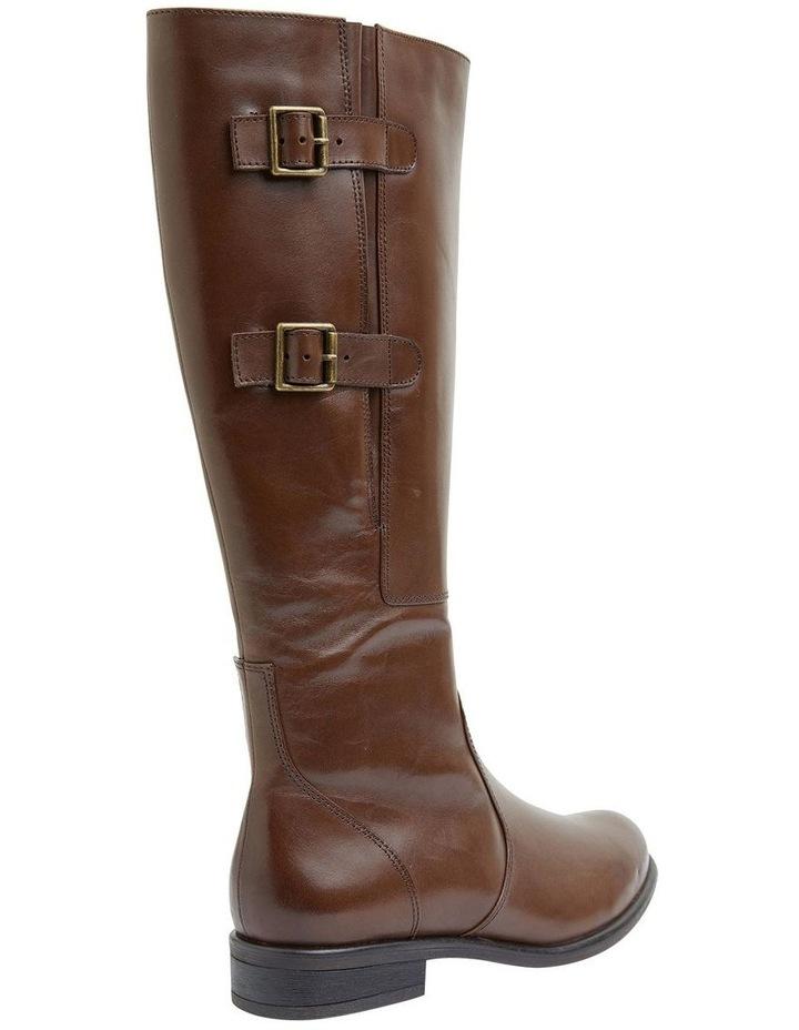 Bachelor Brown Glove Boot image 3