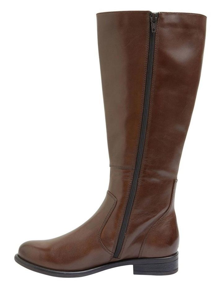 Bachelor Brown Glove Boot image 4