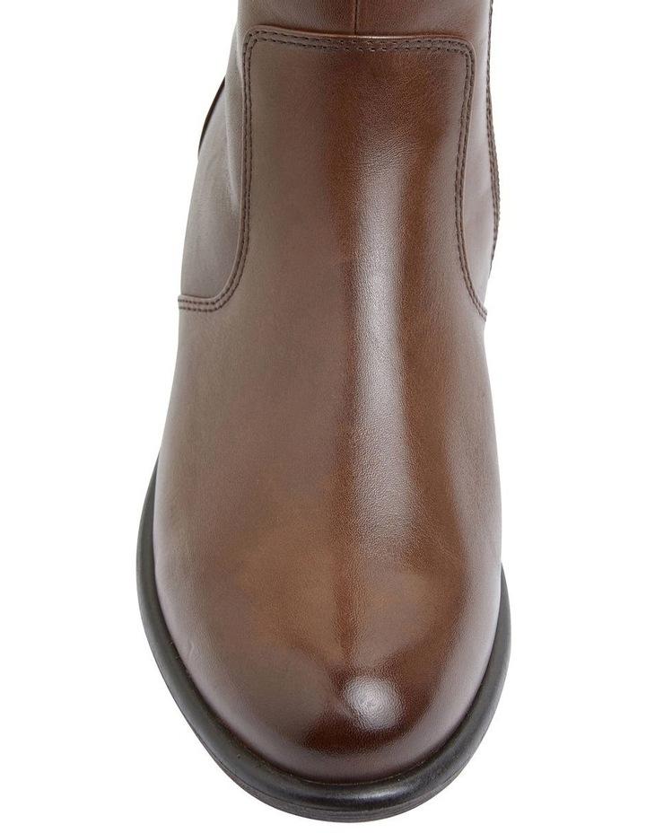 Bachelor Brown Glove Boot image 6
