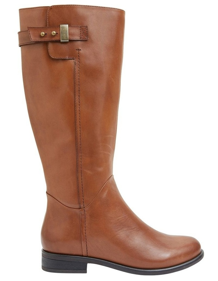 Baxter Mid Brown Glove Boot image 1