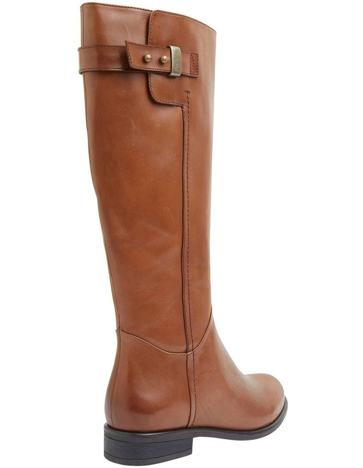 Baxter Mid Brown Glove Boot image 3