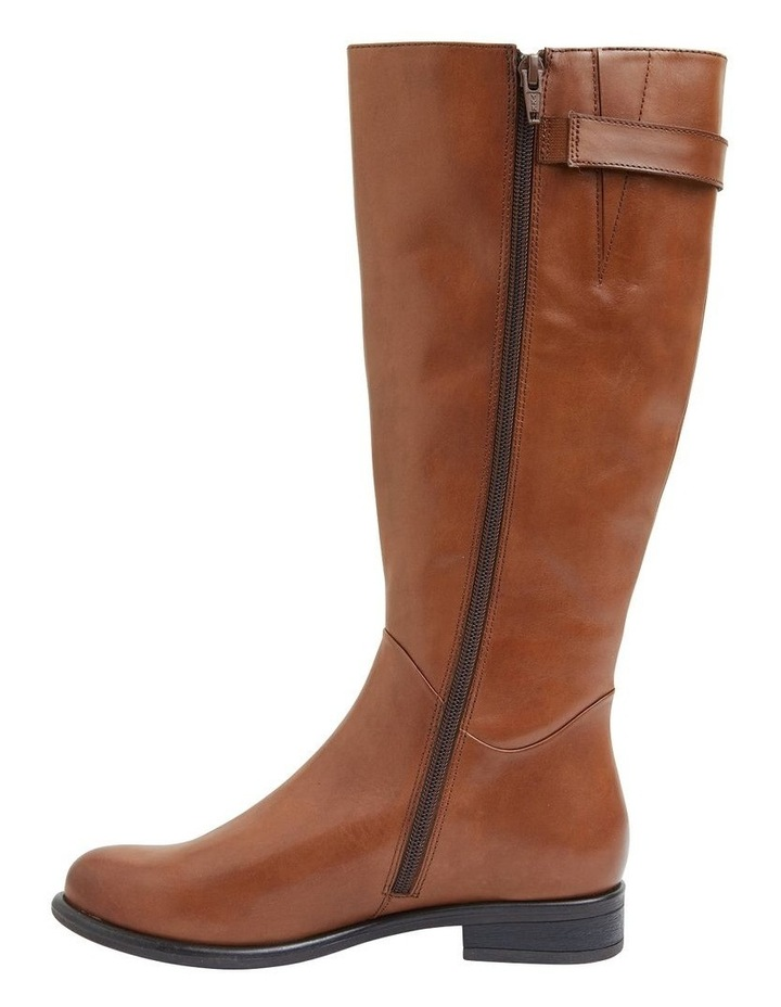 Baxter Mid Brown Glove Boot image 4