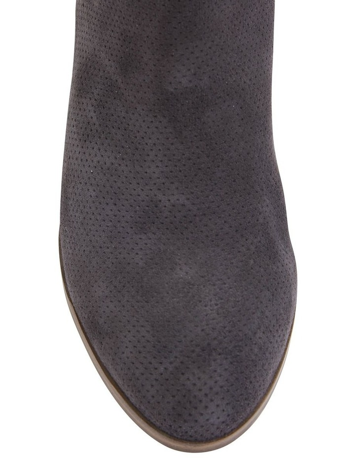 Dart Grey Suede Boot image 5