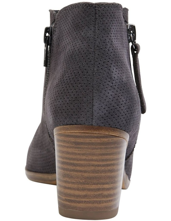 Dart Grey Suede Boot image 6