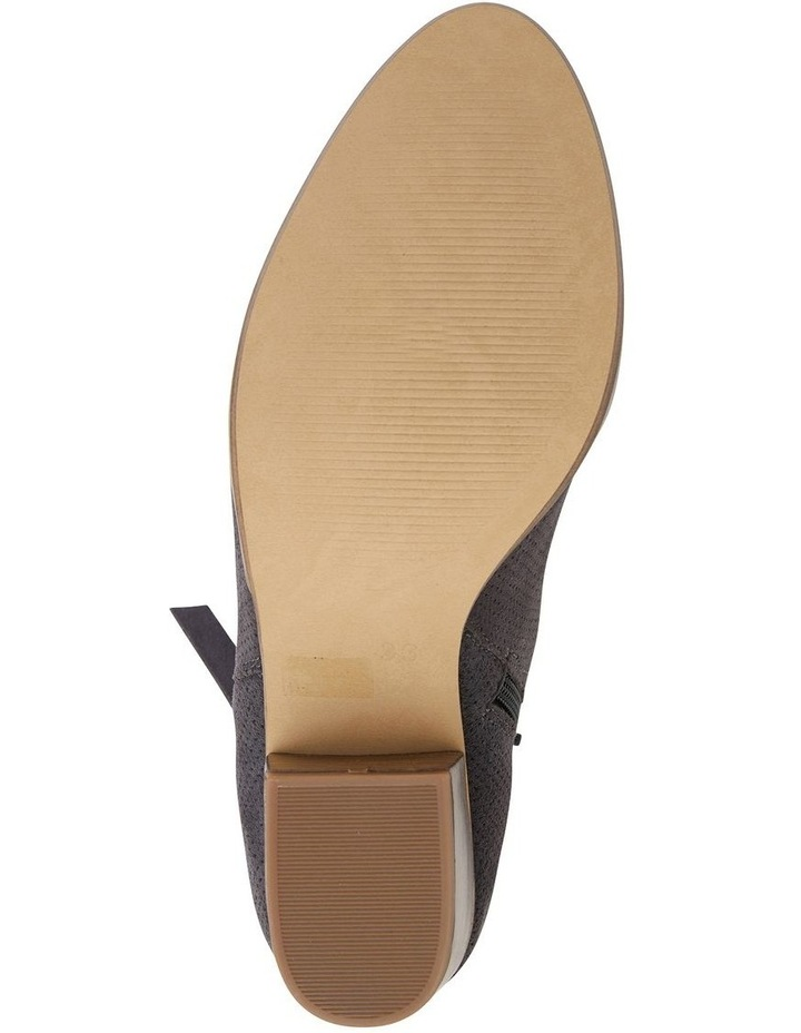 Dart Grey Suede Boot image 7