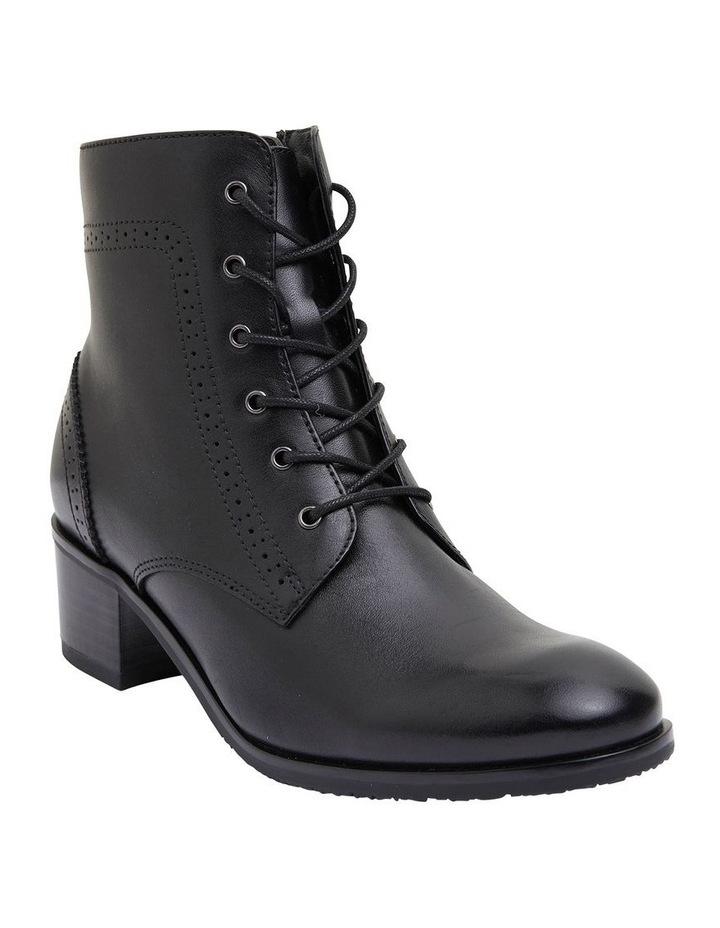 Lindsey Black Glove Boot image 2