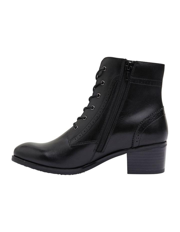 Lindsey Black Glove Boot image 3