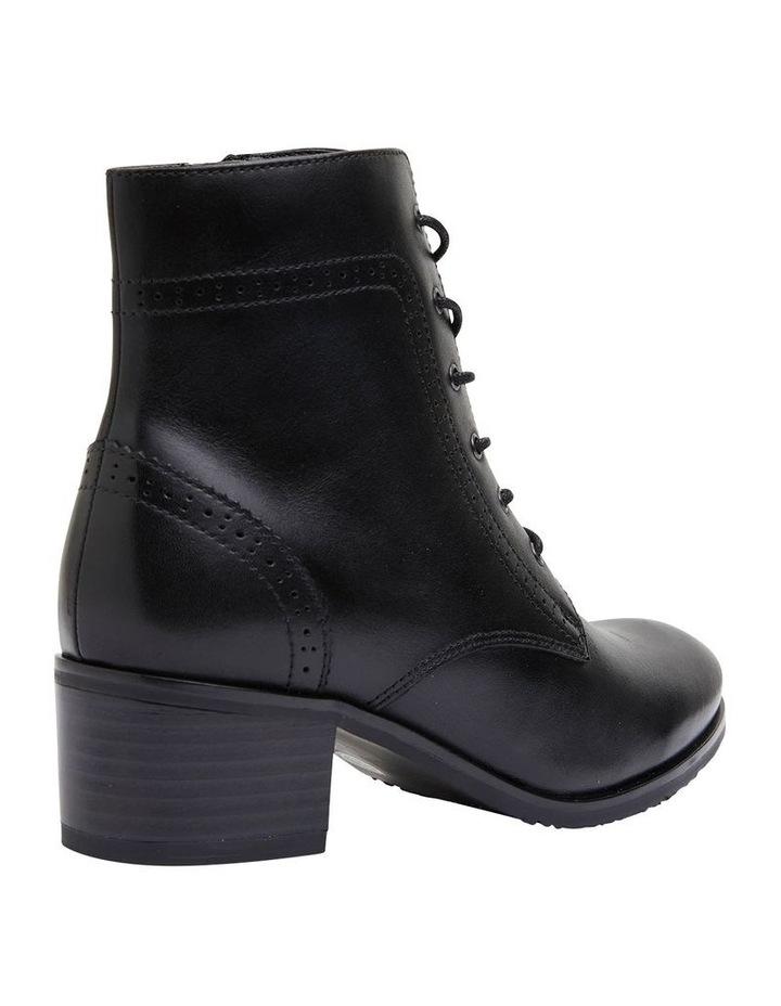 Lindsey Black Glove Boot image 4