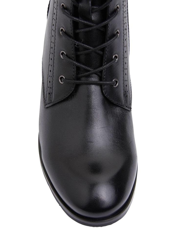 Lindsey Black Glove Boot image 7
