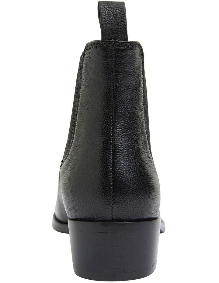 Sara Black Glove Boot image 4