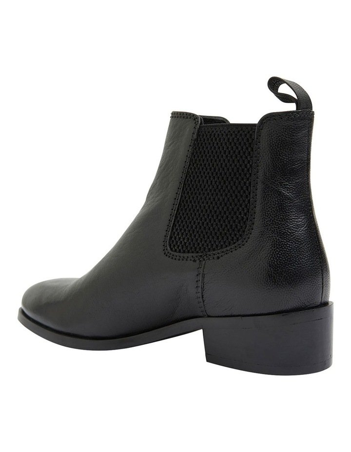 Sara Black Glove Boot image 5