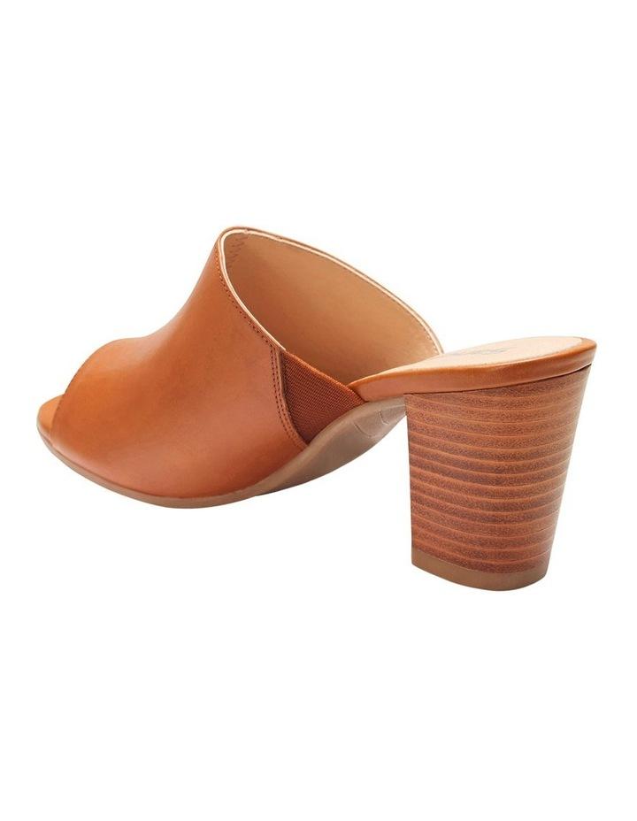 Barlow Tan Glove Sandal image 3
