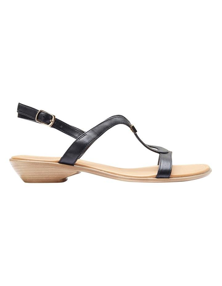 Sasha Black Glove Sandal image 1